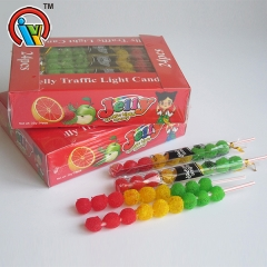 chewing waxberry shape soft candy gummy candy