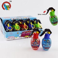 Grenade fruity spray liquid candy